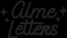 Logo Alme Letters